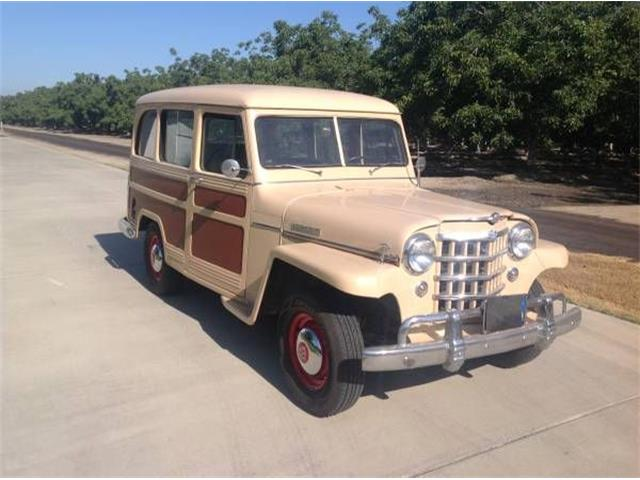 1951 Willys-Overland Jeepster (CC-1380205) for sale in Cadillac, Michigan