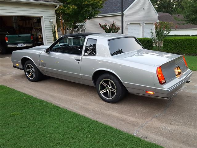 1987 Chevrolet Monte Carlo SS (CC-1382062) for sale in Carl Junction, Missouri
