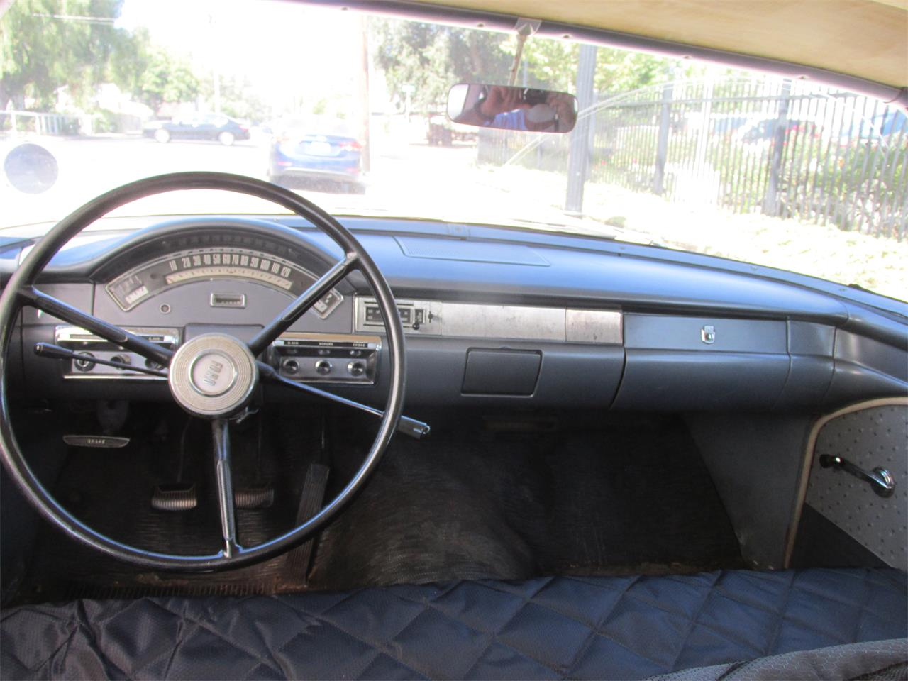 1957 Ford Custom (CC-1382070) for sale in WOODLAND, California