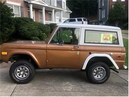 1973 Ford Bronco (CC-1382077) for sale in Woodstock, Georgia