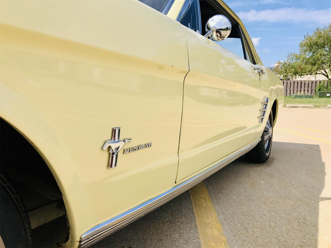 1966 Ford Mustang (CC-1382080) for sale in Peoria, Illinois