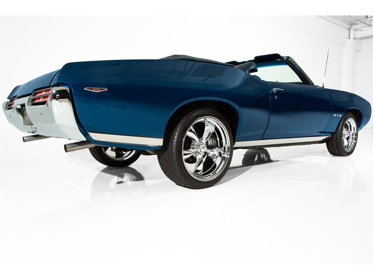 1969 Pontiac GTO (CC-1380209) for sale in Des Moines, Iowa