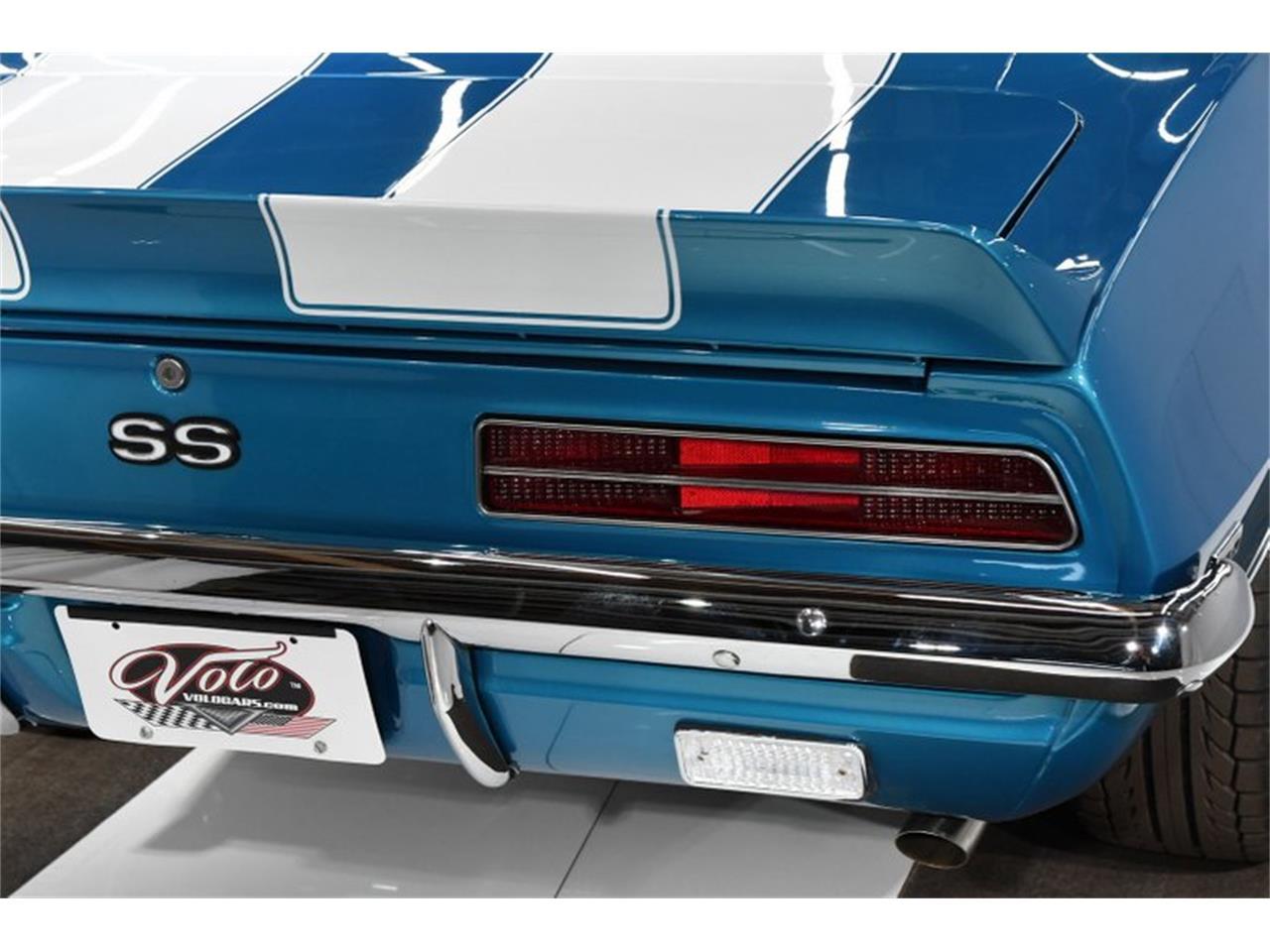 1969 Chevrolet Camaro (CC-1382091) for sale in Volo, Illinois