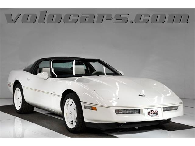 1988 Chevrolet Corvette (CC-1382092) for sale in Volo, Illinois