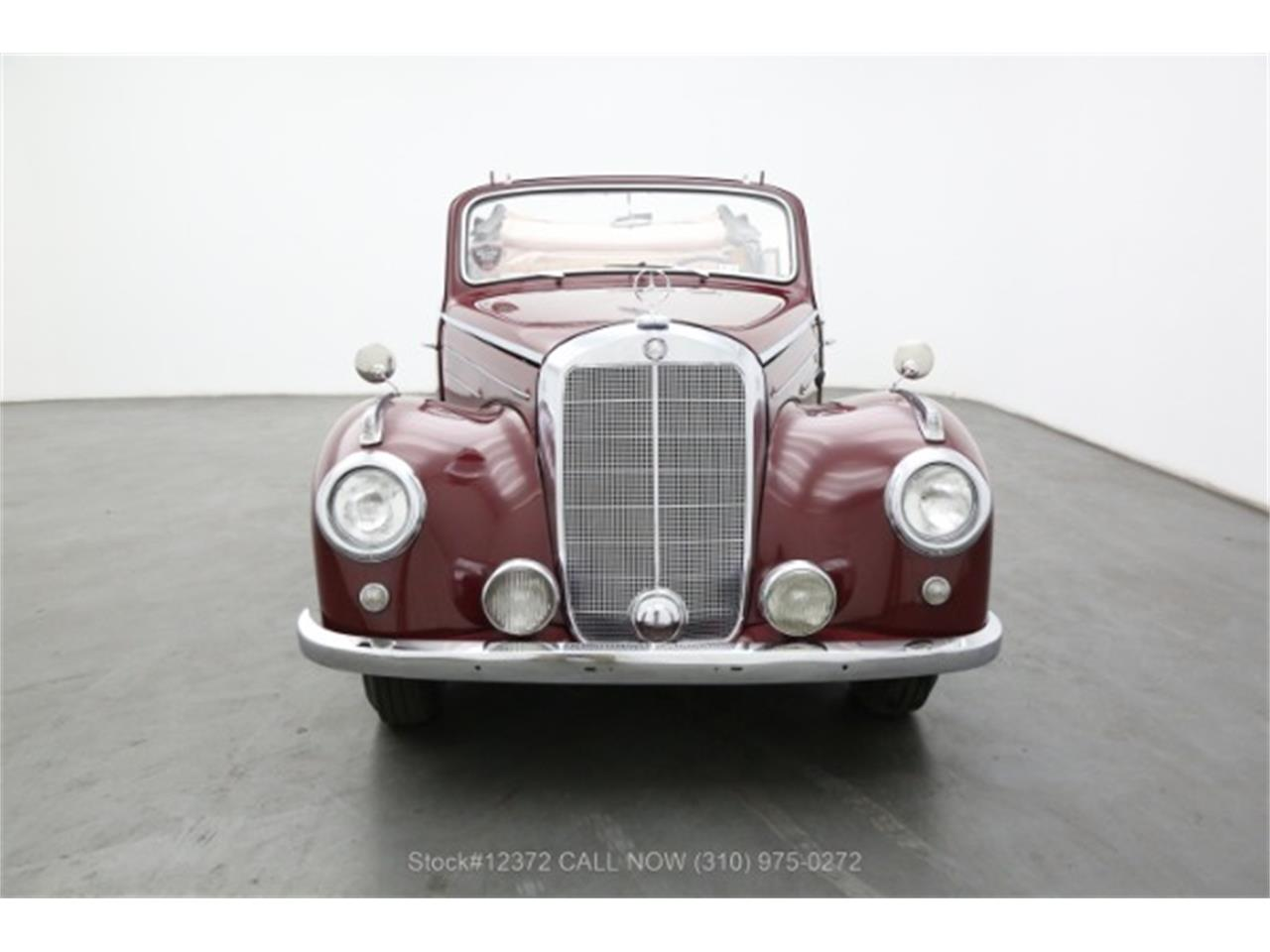 1952 Mercedes-Benz 220 (CC-1382097) for sale in Beverly Hills, California