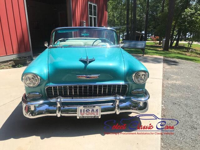 1955 Chevrolet Bel Air (CC-1382111) for sale in Hiram, Georgia