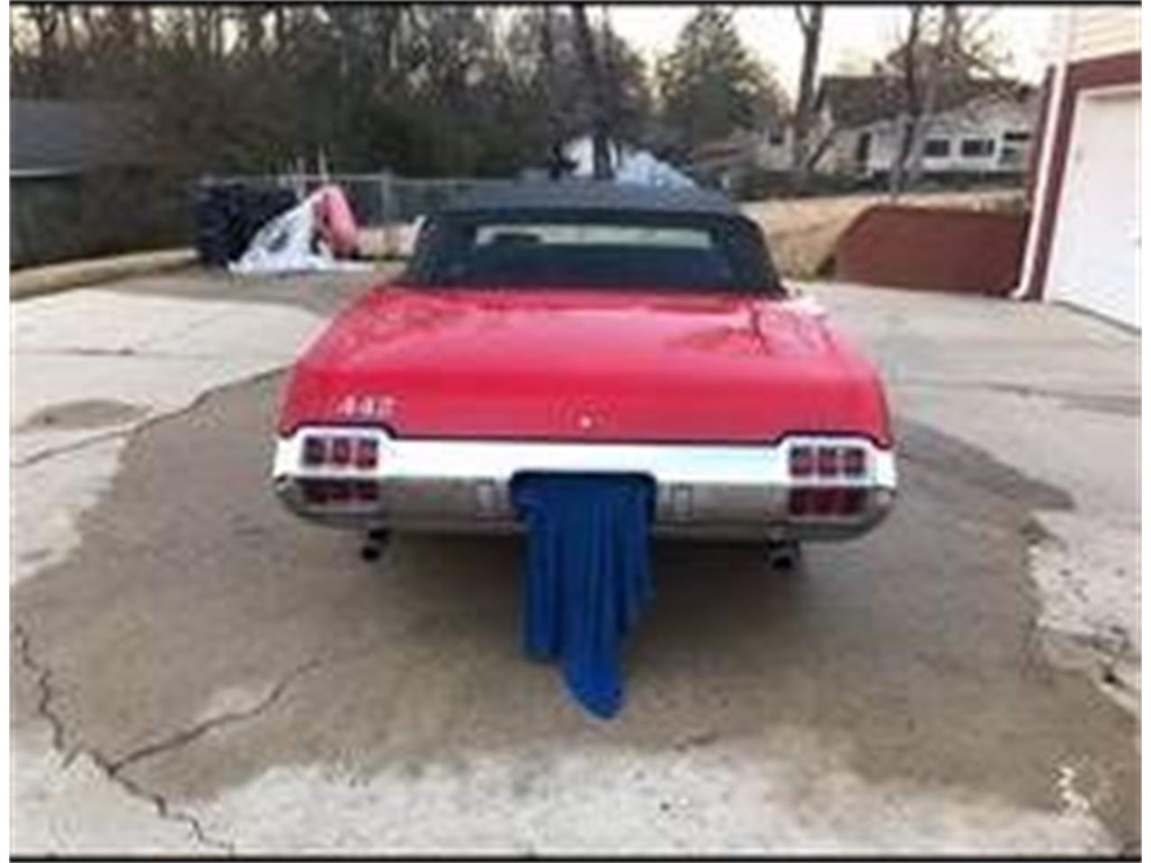 1972 Oldsmobile Cutlass (CC-1382115) for sale in Cadillac, Michigan