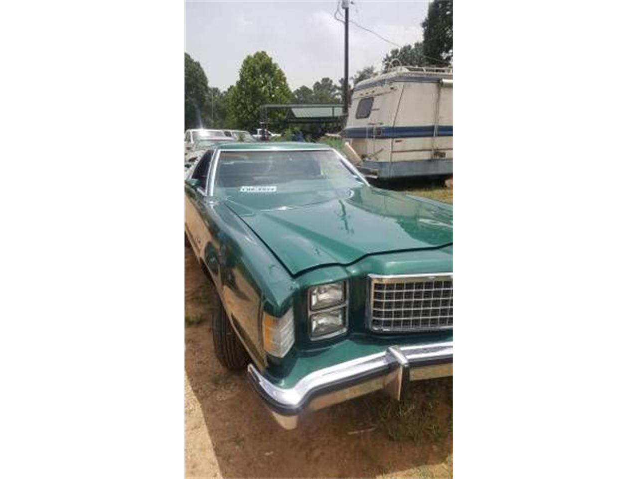 1977 Ford Ranchero (CC-1380212) for sale in Cadillac, Michigan