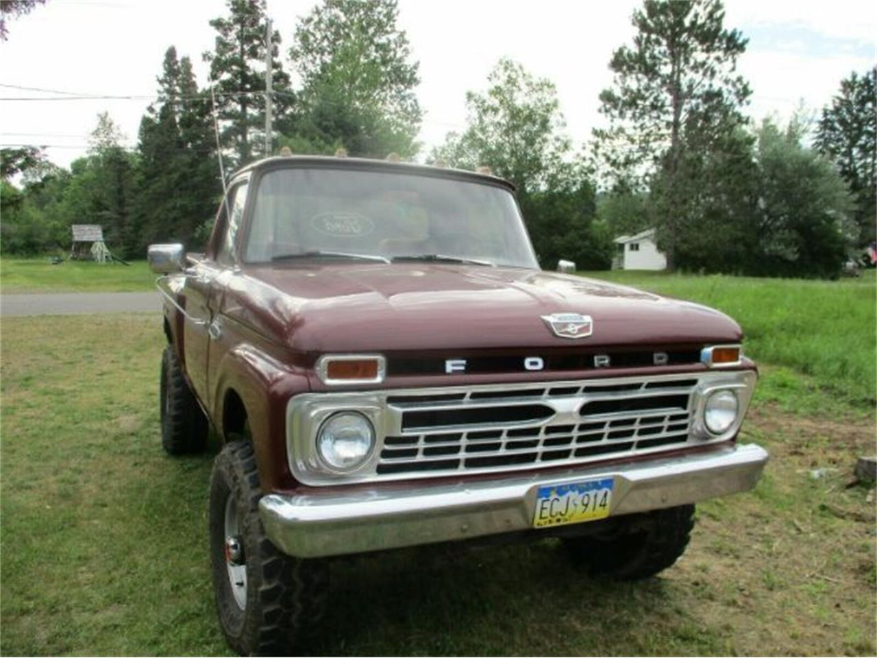 1966 Ford F250 (CC-1382129) for sale in Cadillac, Michigan