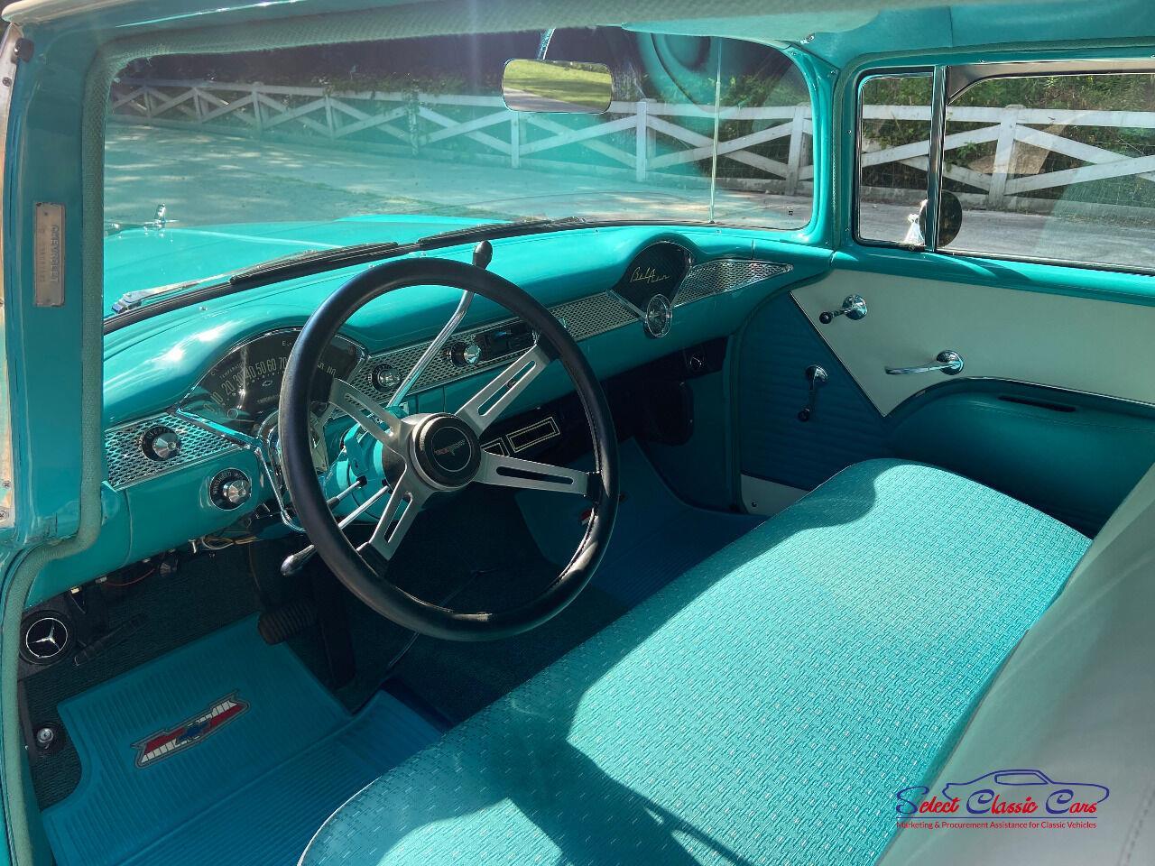 1955 Chevrolet Bel Air (CC-1382137) for sale in Hiram, Georgia