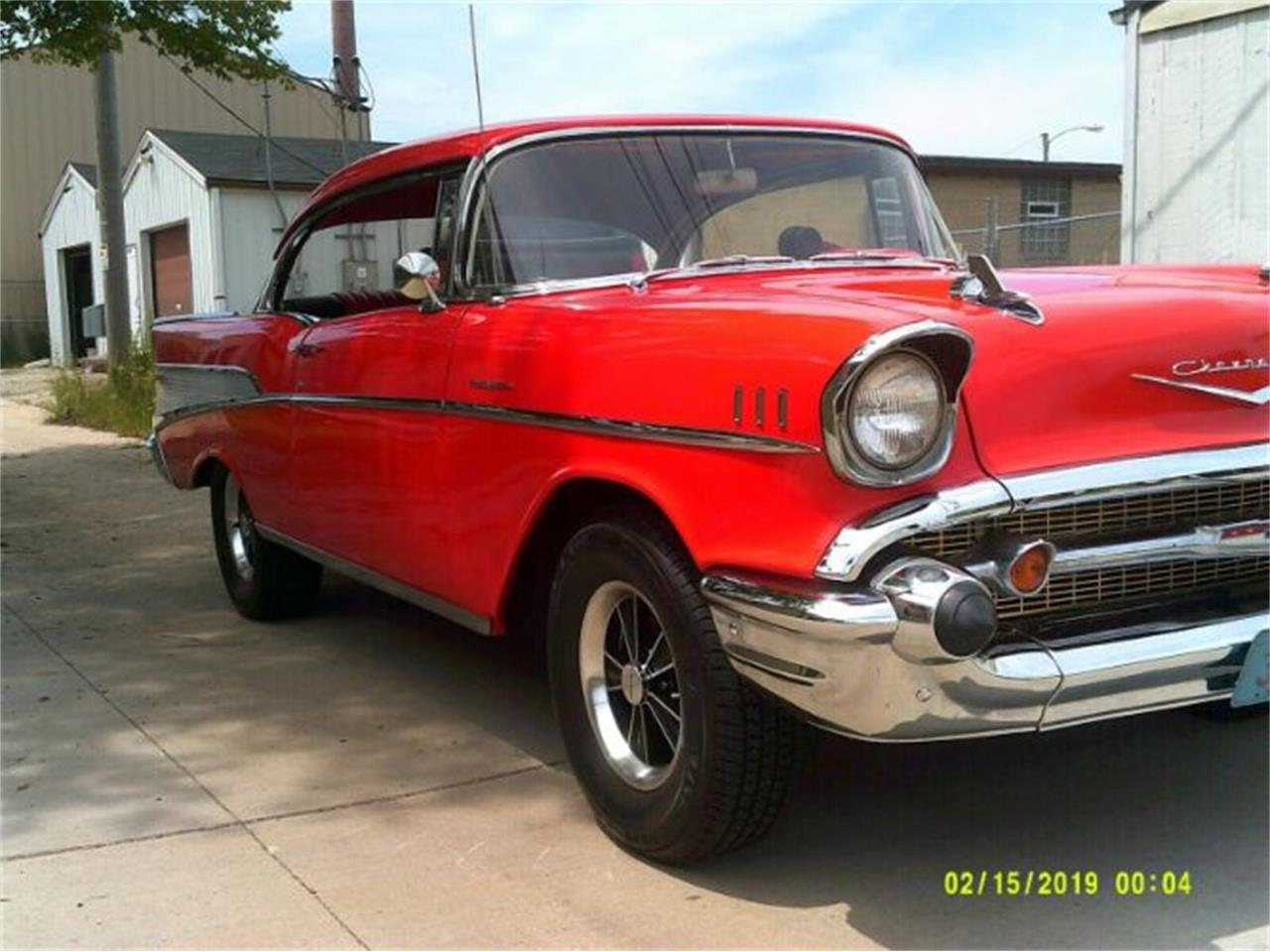 1957 Chevrolet Bel Air (CC-1382144) for sale in Cadillac, Michigan