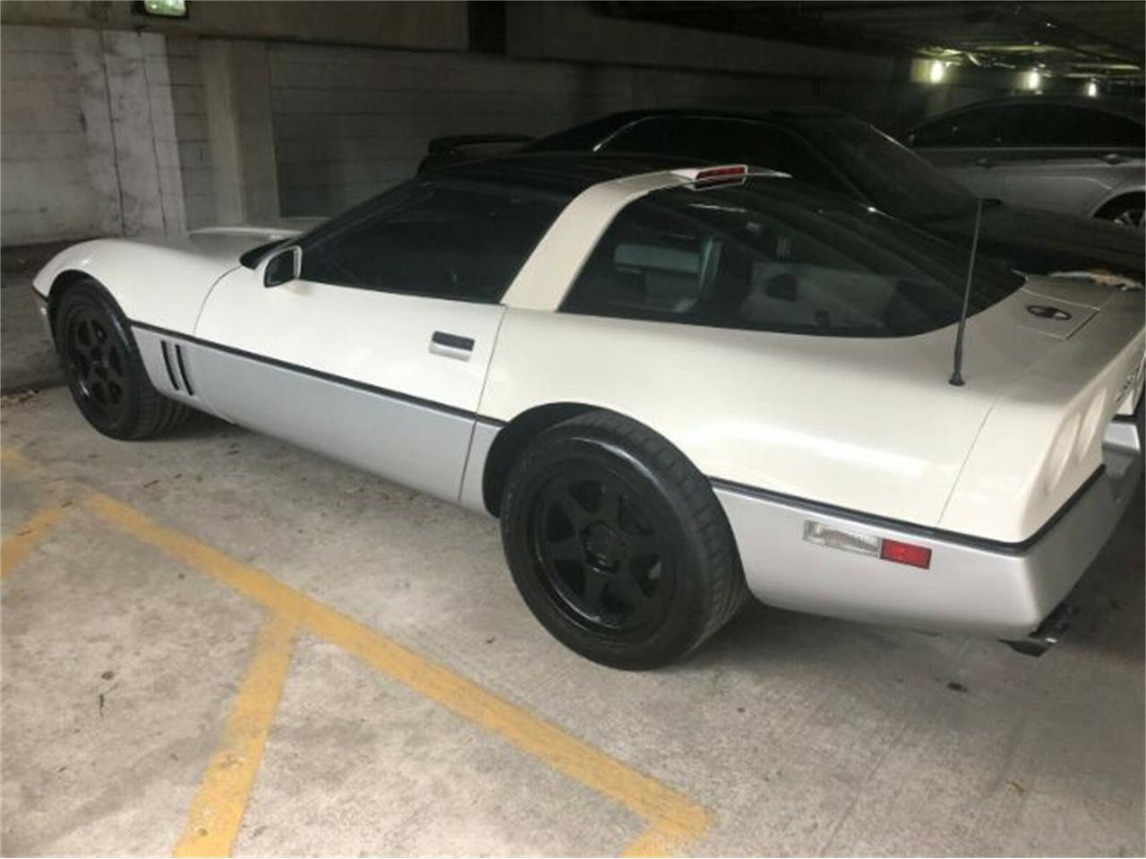 1986 Chevrolet Corvette (CC-1382145) for sale in Cadillac, Michigan