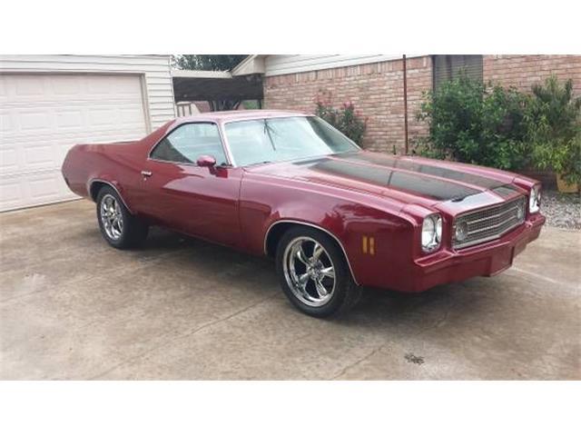 1976 GMC Sprint (CC-1380215) for sale in Cadillac, Michigan