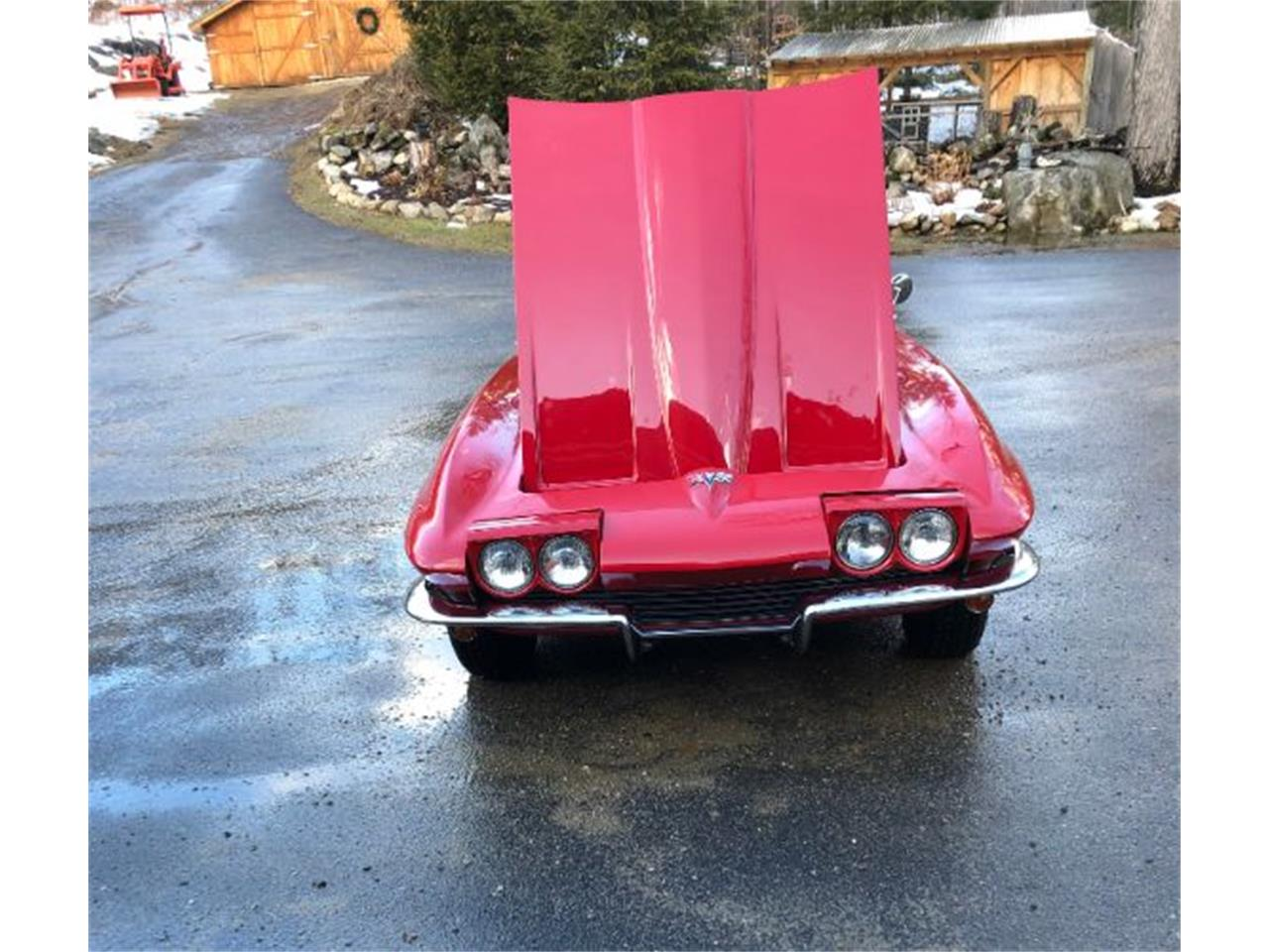 1964 Chevrolet Corvette (CC-1382154) for sale in Cadillac, Michigan