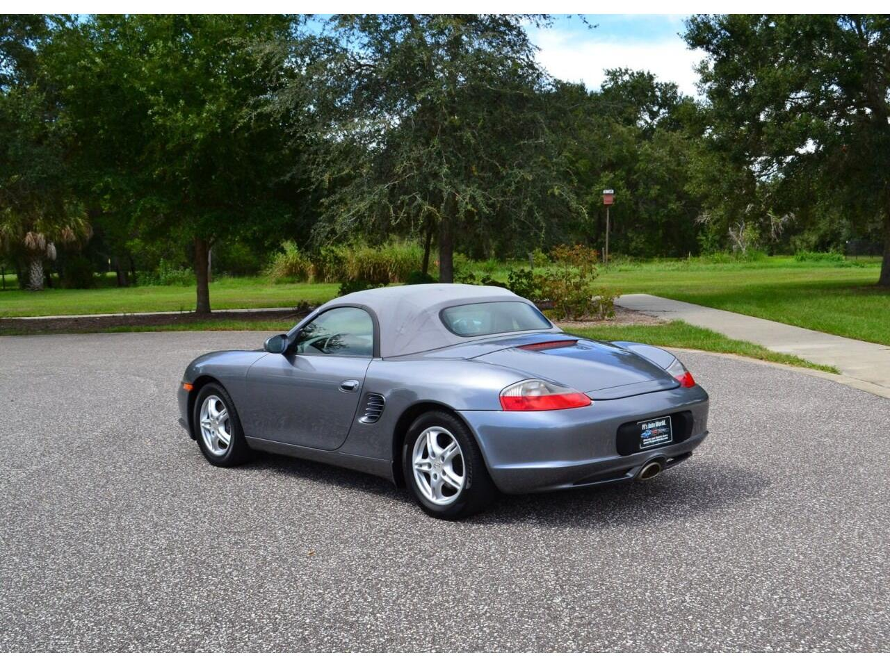 2004 Porsche Boxster (CC-1382157) for sale in Clearwater, Florida