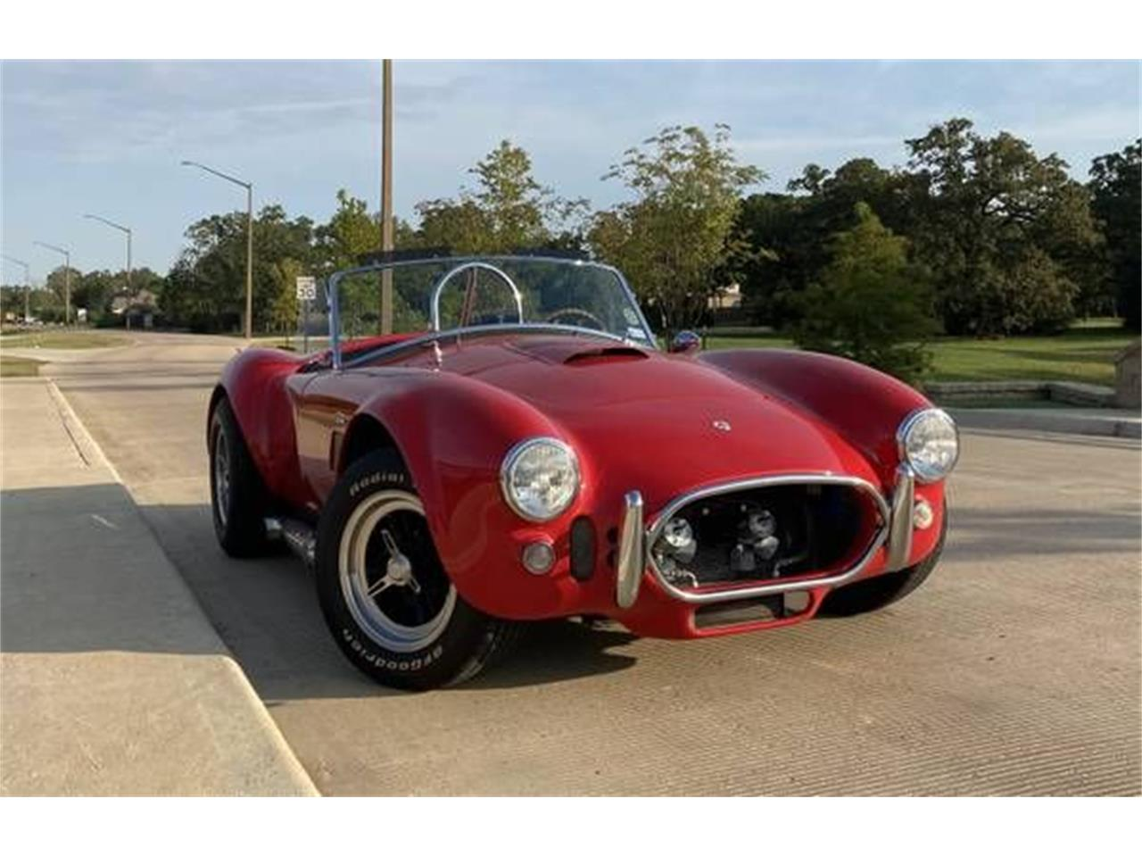 1967 Shelby Cobra (CC-1380216) for sale in Cadillac, Michigan