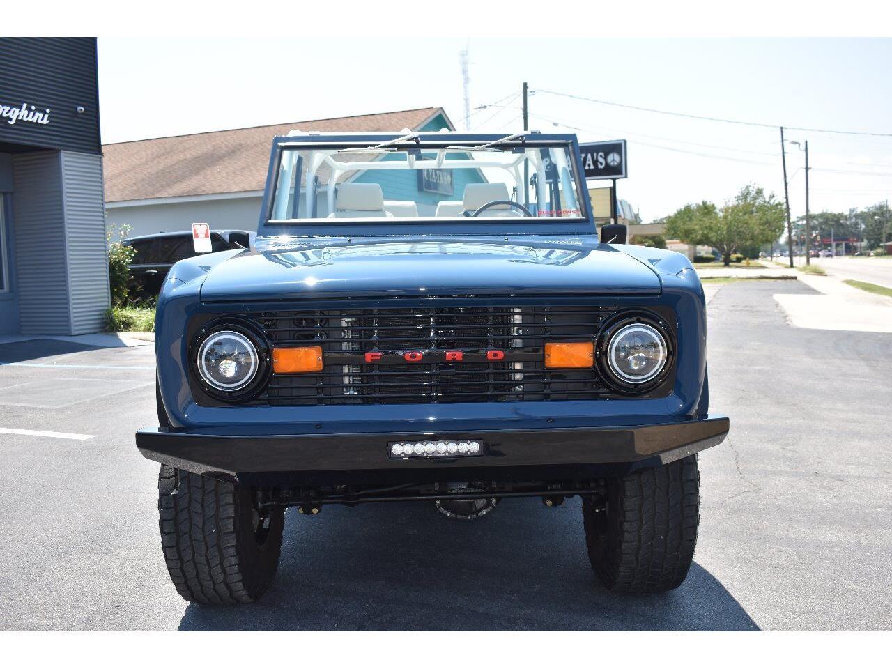 1968 Ford Bronco (CC-1380217) for sale in Biloxi, Mississippi