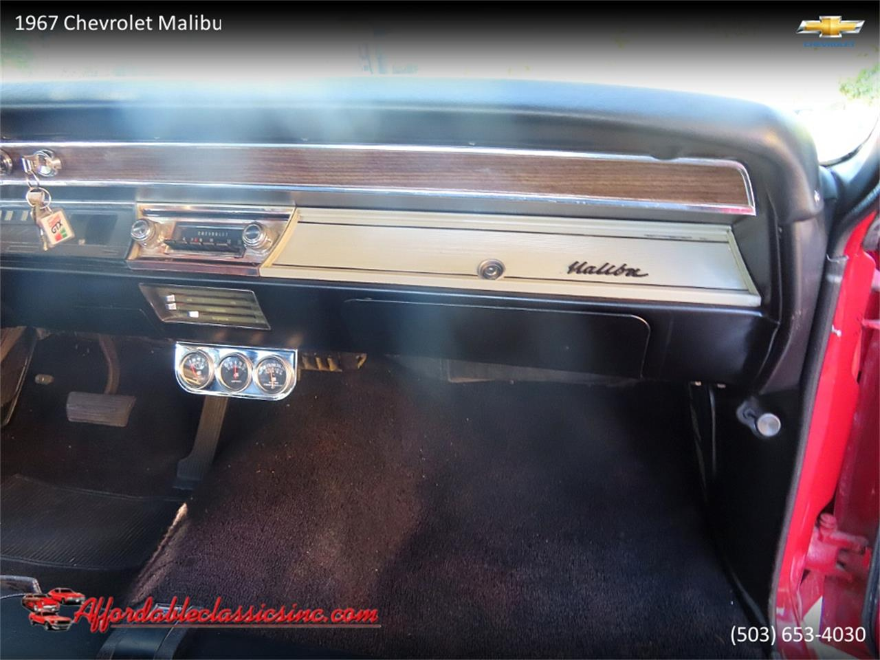 1967 Chevrolet Malibu (CC-1382172) for sale in Gladstone, Oregon