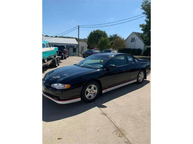 2002 Chevrolet Monte Carlo (CC-1382182) for sale in Cadillac, Michigan