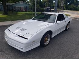 1988 Pontiac Firebird Trans Am (CC-1382185) for sale in Cadillac, Michigan