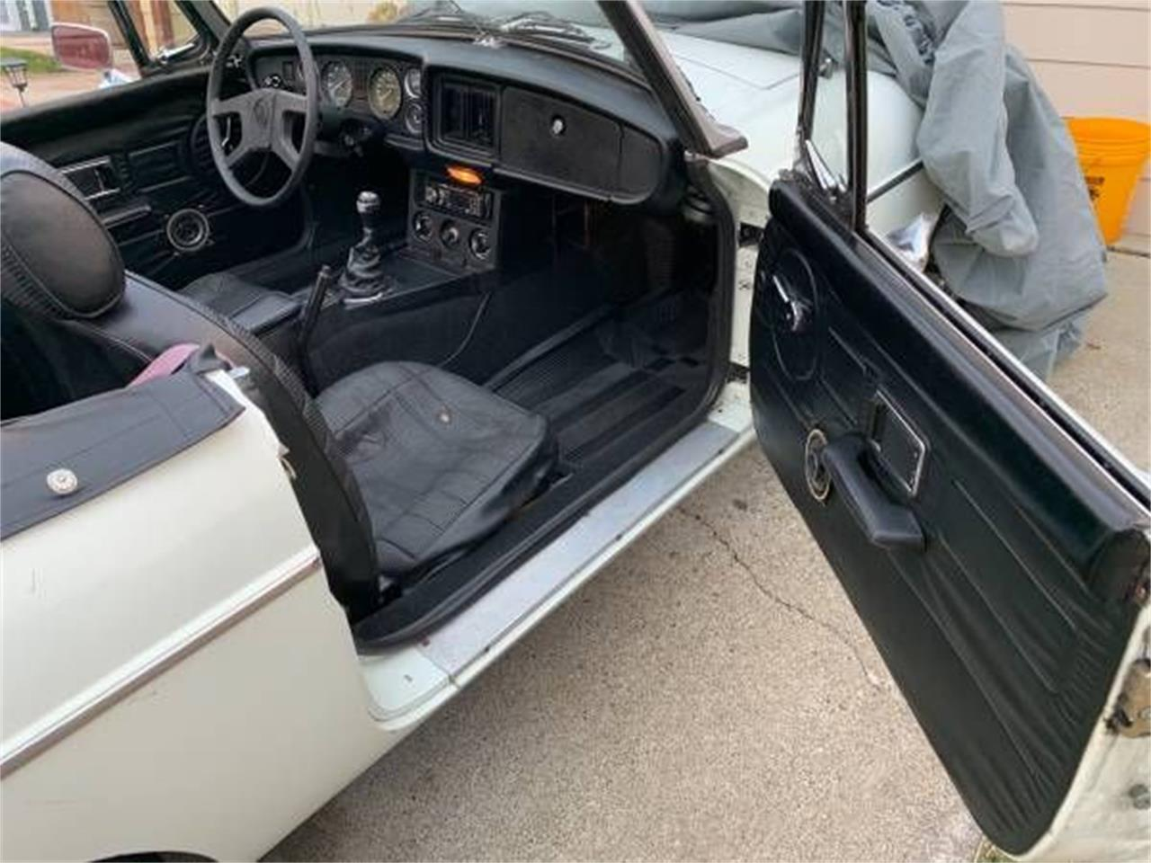 1977 MG MGB (CC-1380219) for sale in Cadillac, Michigan