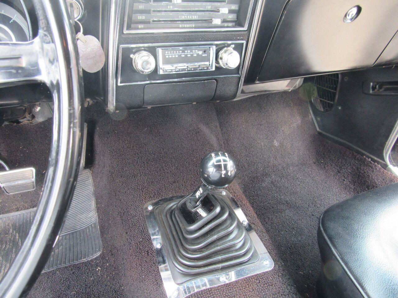 1967 Chevrolet Camaro (CC-1382201) for sale in Ashland, Ohio