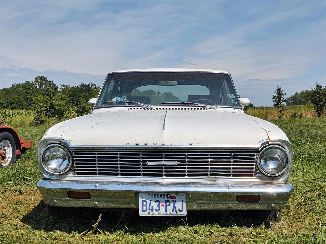 1965 Chevrolet Nova (CC-1382207) for sale in Burlington, Iowa