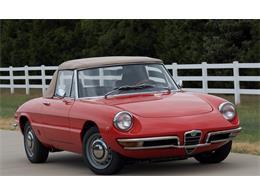 1969 Alfa Romeo Duetto (CC-1382218) for sale in okc, Oklahoma