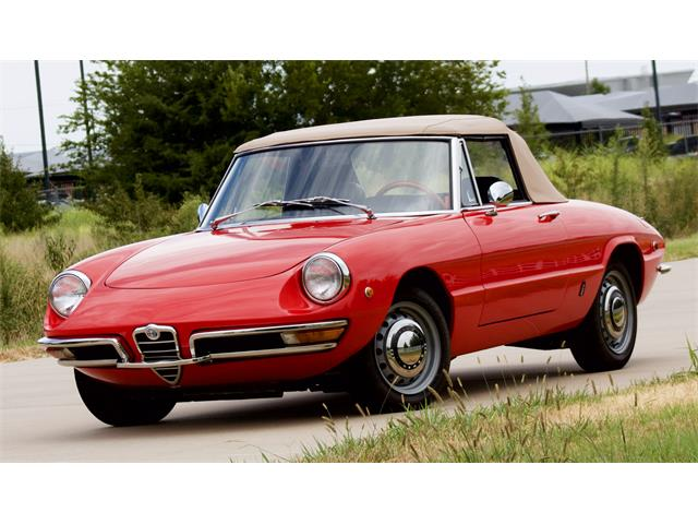 1969 Alfa Romeo Duetto (CC-1382218) for sale in okc, Oklahoma