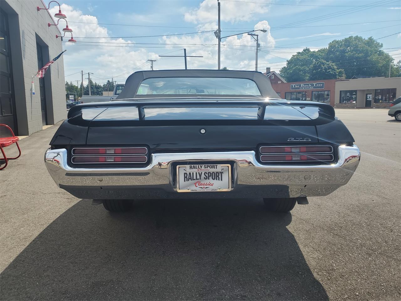 1969 Pontiac GTO (CC-1382226) for sale in Canton, Ohio