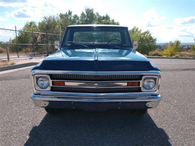 1969 Chevrolet C10 (CC-1380223) for sale in Cadillac, Michigan