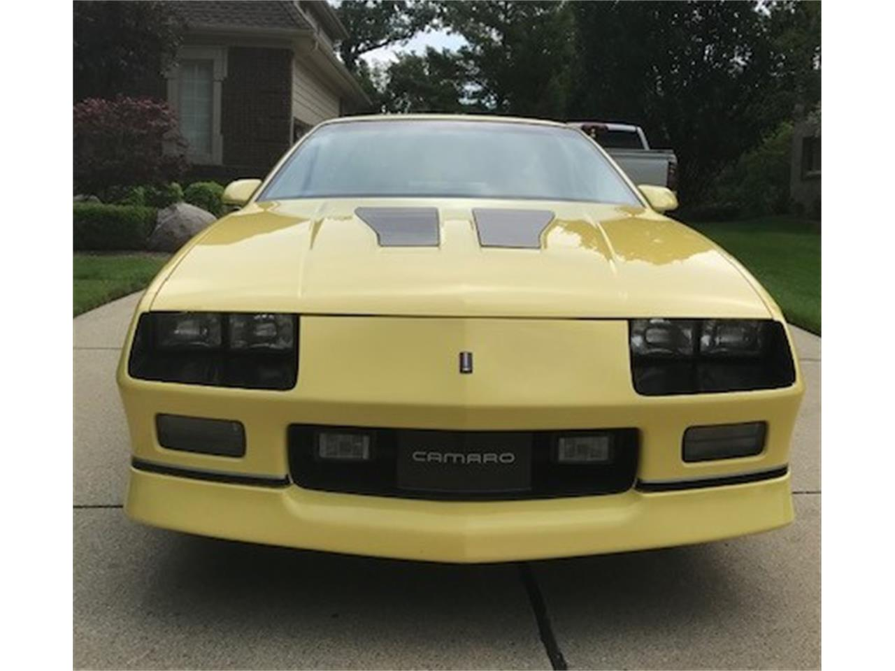 1986 Chevrolet Camaro IROC Z28 (CC-1382240) for sale in Oakland Twp, Michigan