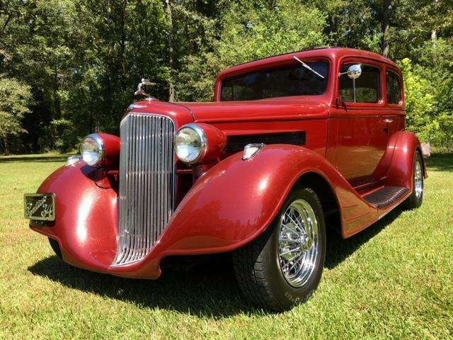 1934 Pontiac 2-Dr Sedan (CC-1382246) for sale in Baton Rouge, Louisiana