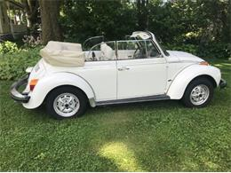 1979 Volkswagen Super Beetle (CC-1380225) for sale in Cadillac, Michigan