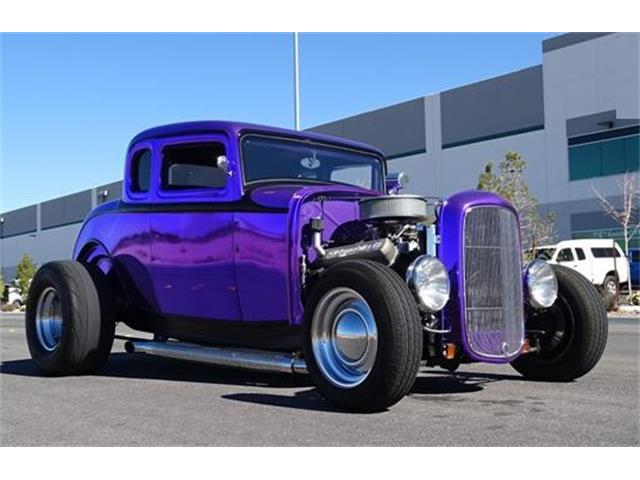 1932 Ford 5-Window Coupe (CC-1382259) for sale in Sacramento, California