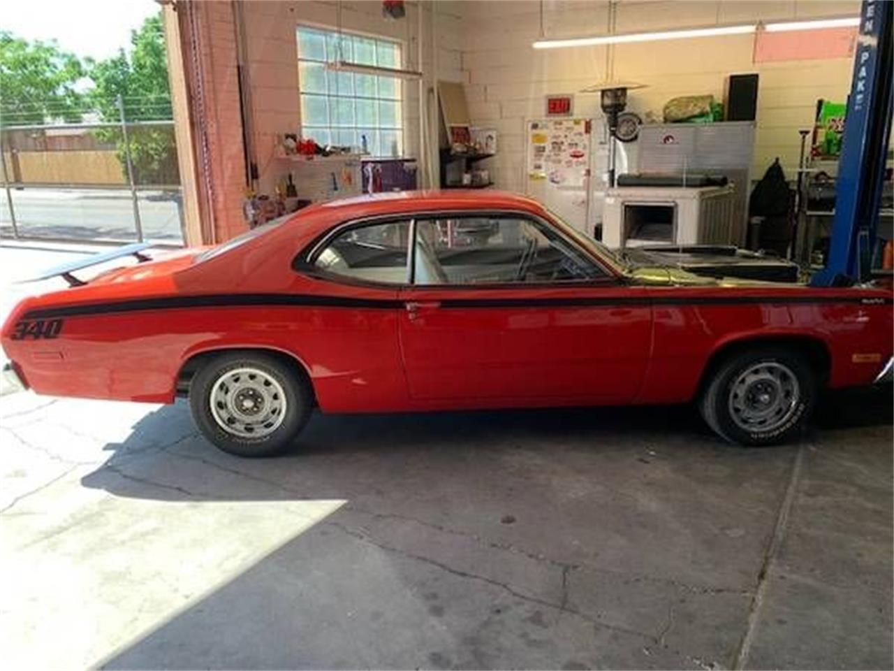 1972 Plymouth Duster (CC-1380227) for sale in Cadillac, Michigan