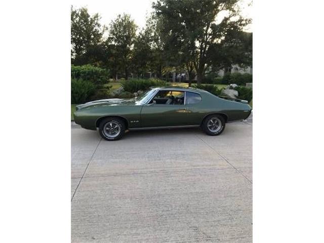 1969 Pontiac GTO (CC-1380228) for sale in Cadillac, Michigan