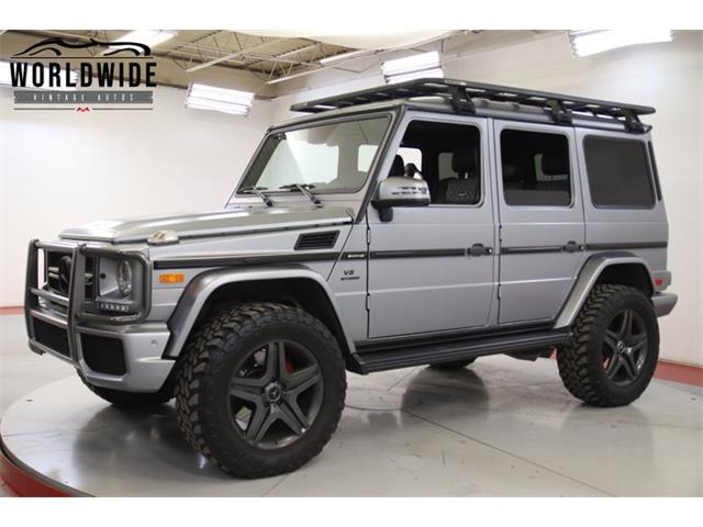 2015 Mercedes-Benz G63 (CC-1382283) for sale in Denver , Colorado