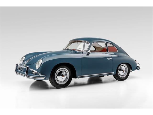 1959 Porsche 356A (CC-1380230) for sale in Costa Mesa, California