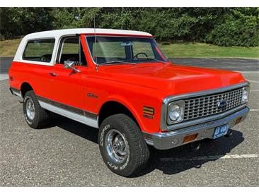 1972 Chevrolet Blazer (CC-1380232) for sale in West Chester, Pennsylvania