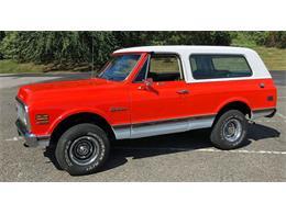 1972 Chevrolet Blazer (CC-1380232) for sale in West Chester, Pennsylvania