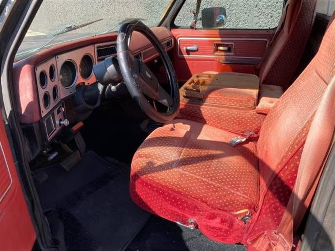 1979 Chevrolet K-10 (CC-1380233) for sale in Cadillac, Michigan