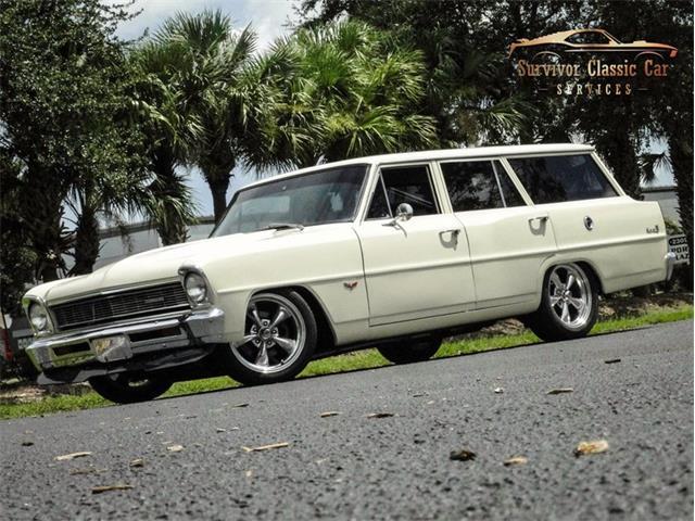 1966 Chevrolet Nova (CC-1382370) for sale in Palmetto, Florida