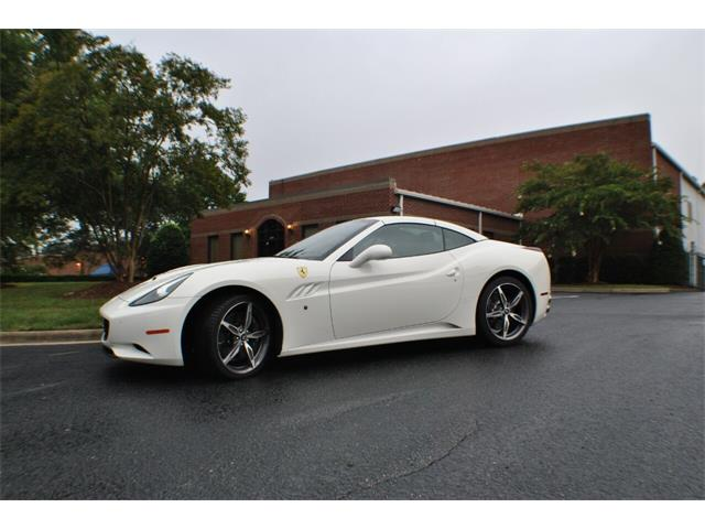 2014 Ferrari California (CC-1382377) for sale in Charlotte, North Carolina