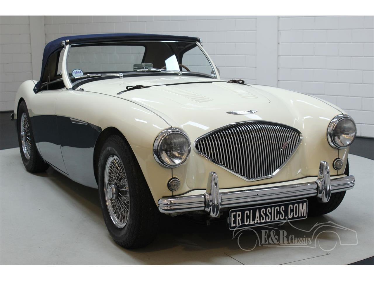 1956 Austin-Healey 100-4 BN2 (CC-1382380) for sale in Waalwijk, Noord-Brabant
