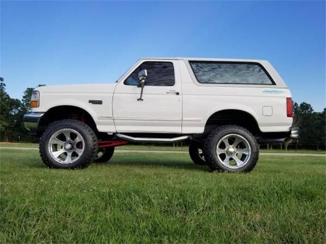 1996 Ford Bronco (CC-1380241) for sale in Cadillac, Michigan