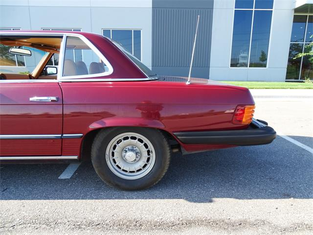1978 Mercedes-Benz 450SL (CC-1382419) for sale in O'Fallon, Illinois
