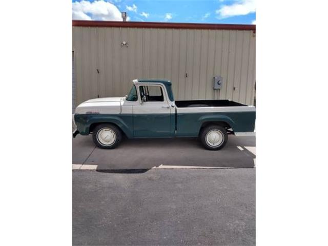 1957 Ford F100 (CC-1380242) for sale in Cadillac, Michigan