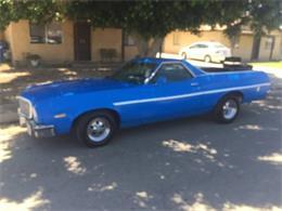 1976 Ford Ranchero (CC-1380243) for sale in Cadillac, Michigan