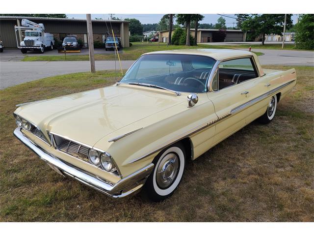 1961 Pontiac Bonneville For Sale Classiccars Com Cc 1382443